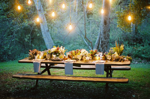 Festive Thanksgiving Outdoor Lighting | AGM Home Store