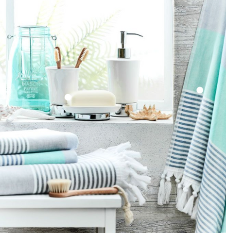 Bathroom Towel Design Ideas You Have to Try | AGM Home Store