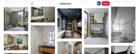 How Interior Designers Use Pinterest | AGM Home Store