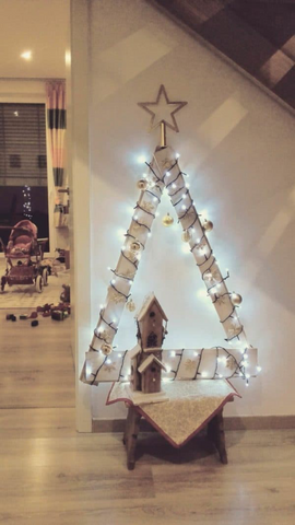 Unusual Christmas Tree Ideas | AGM Home Store