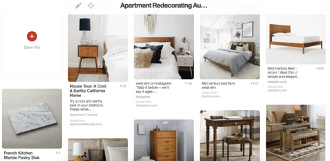 How Pinterest Helps Interior Designers | AGM Home Store