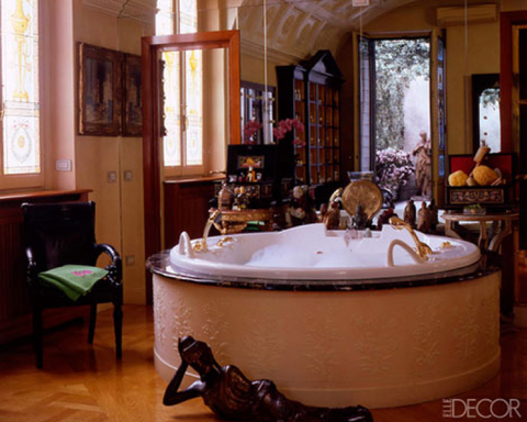 5 Luxurious Celebrity Bathrooms that Will Blow Your Mind | AGM Home Store