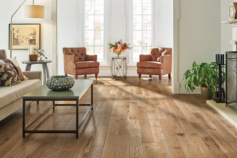 Hardwood Floors Perfect for Any Family Room | AGM Home Store