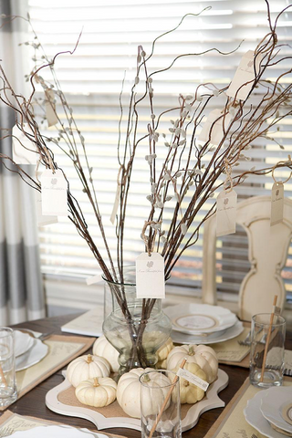 Making the Dining Room Pop for Thanksgiving | AGM Home Store