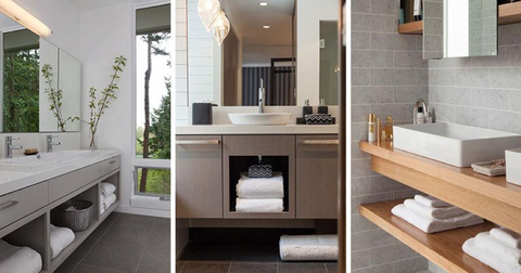 Clutter Free Designer Bathroom | AGM Home Store