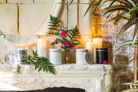 How to Decorate Your Bathroom With Candles | AGM Home Store