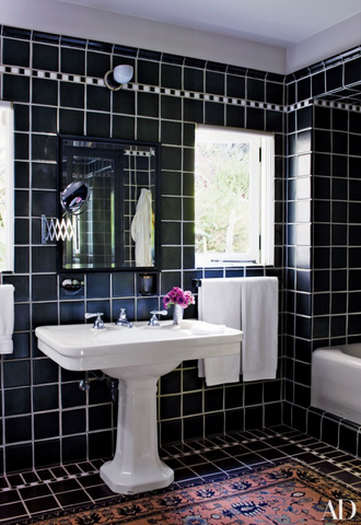 Sheryl Crow Designer Bathroom | AGM Home Store