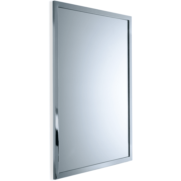 SP 35/608 Wall Vertical/Horizontal Frame Rectangular Bath Mirror 23.6 x 31.5 inch - AGM Home Store LLC