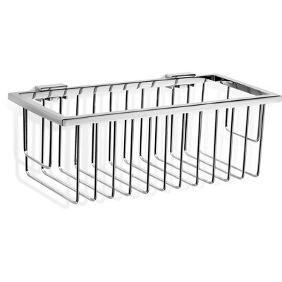 DWBA Rectangular Shower Caddy Shelf 3.7 Inch Organizer for Shampoo, Soap, Brass - AGM Home Store LLC