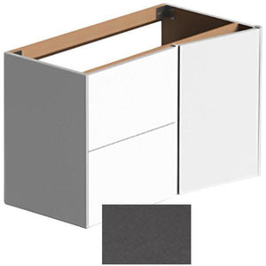 Sonia FRACTAL Wall Mounted Bathroom Vanity Cabinet Set Furniture Without Sink - AGM Home Store LLC