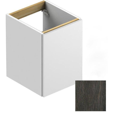 Sonia EVOLVE Wall Mounted 16 in. Single Bathroom Vanity, Cabinet Furniture - AGM Home Store LLC
