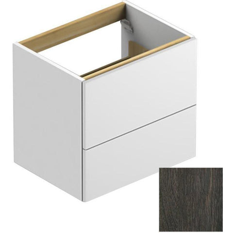 Sonia EVOLVE Wall Mounted 24 in. Single Bathroom Vanity, Cabinet Furniture - AGM Home Store LLC