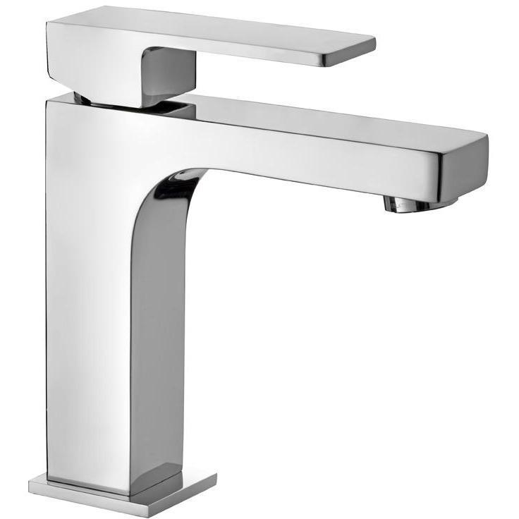 Basin Faucet with Popup Drain Unoh Single Lever Handle Bathroom Lavatory - AGM Home Store LLC
