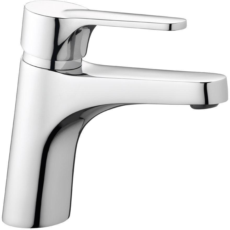 Lavatory Faucet Eco Single Lever Handle Bathroom Basin Faucet With Pop-up Drain - AGM Home Store LLC