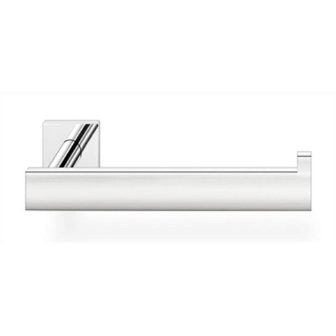 SCBA Cosmos Wall Mounted Chrome Toilet Paper Holder Tissue Dispenser - Brass - AGM Home Store LLC