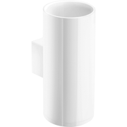 Britta Wall Mounted Toothbrush Toothpaste Holder Bathroom Tumbler Brass Coated - AGM Home Store LLC
