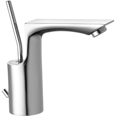 Windhill Single Lever Handle Bathroom Lavatory Basin Faucet With Pop-up Drain - AGM Home Store LLC