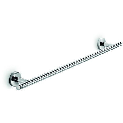 LB Spriz Towel Bar Rail Holder Hanger for Bathroom Towel Hanging Rack, Chrome - AGM Home Store LLC