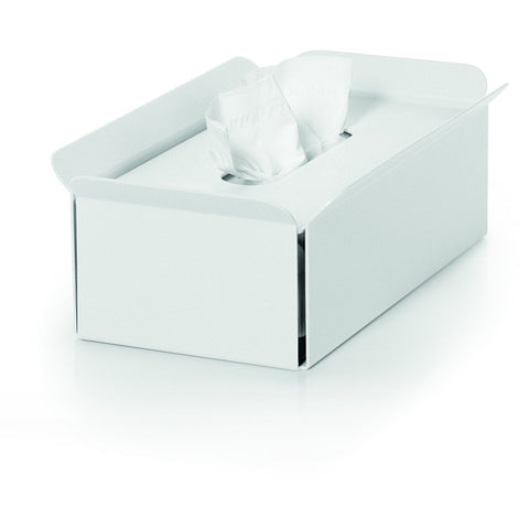 LB Bandoni Tissue Box Holder Cover Tray Dispenser Tissue Case for Bathroom