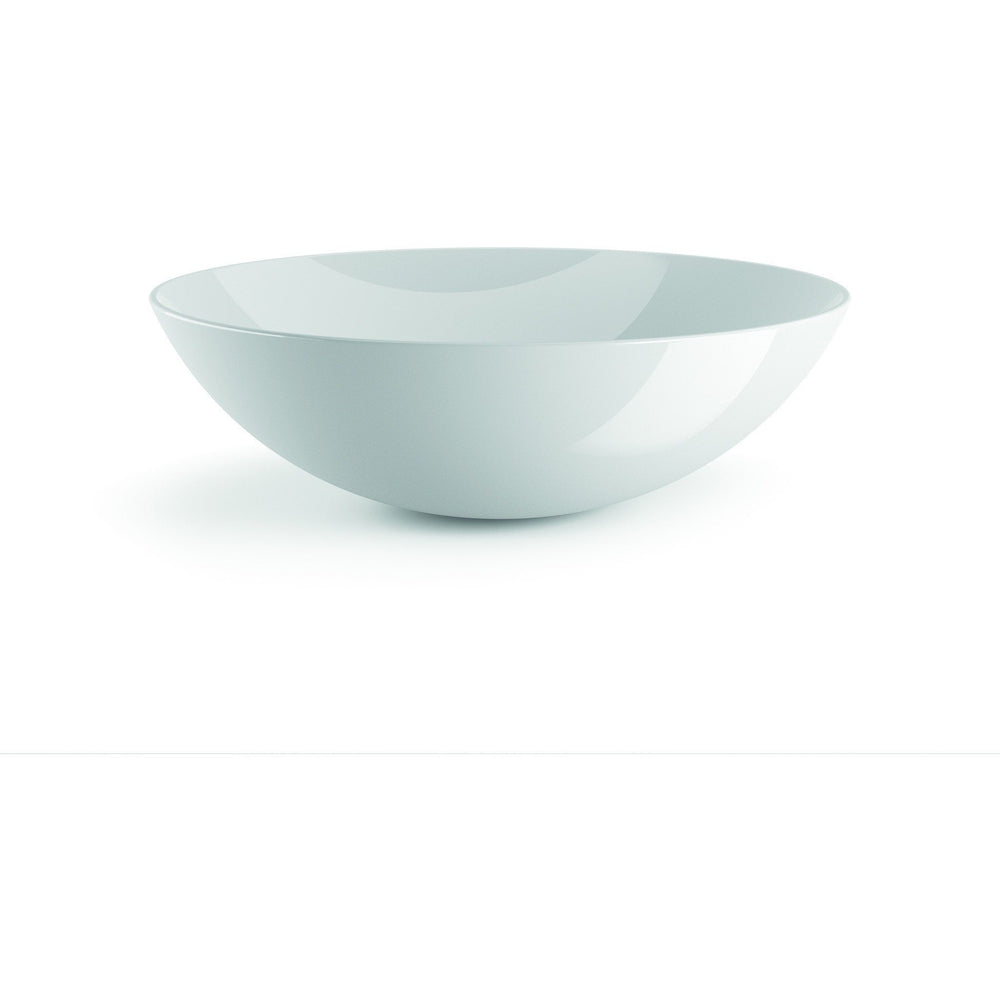 LB Round Ceramic Vessel Sink Bowl Above Counter Sink Lavatory Vanity Cabinet - AGM Home Store LLC