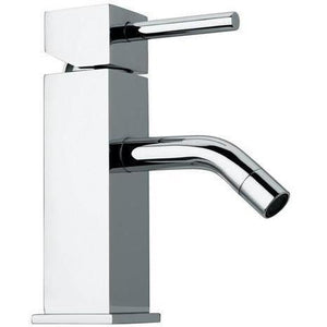 Kome single handle Bathroom lavatory faucet in Chrome (1.2 GPM) - AGM Home Store LLC