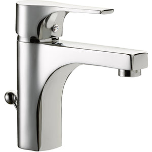Snow Single Lever Handle Bathroom Lavatory Basin Faucet With Pop-up Drain - AGM Home Store LLC