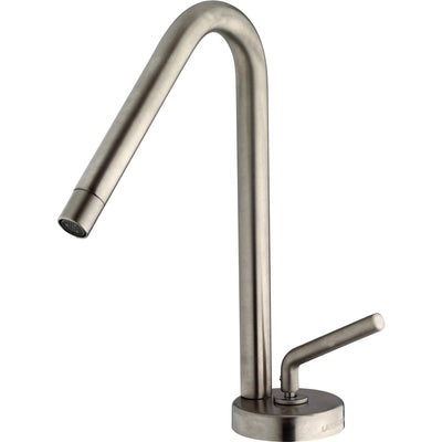 Morellino single lever handle Bathroom vessel filler tall faucet (1.2 GPM) - AGM Home Store LLC