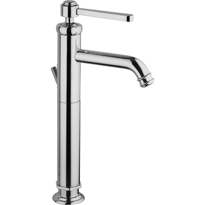 Firenze single lever handle Bathroom vessel filler tall faucet (1.2 GPM) - AGM Home Store LLC
