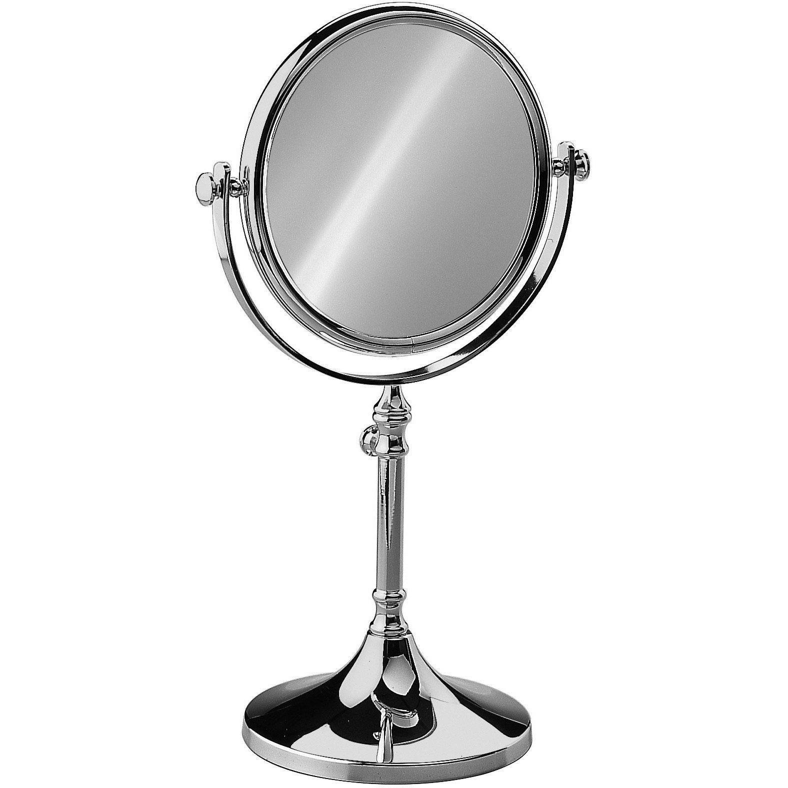 Elegant Round Table Top Double Sided Cosmetic Makeup Magnifying Mirror W Luxury Makeup Mirrors 300 00 350 00 350 00 400 00 400 00 450 00 450 00 500 00 300 400 3x 400 500 5x Adjustable Brass Double