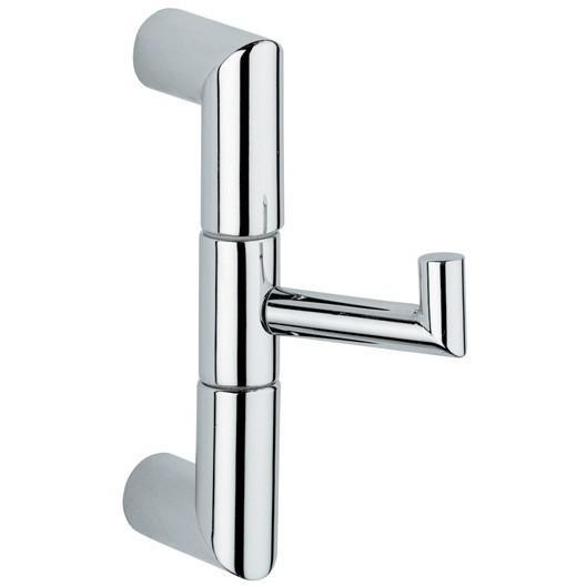 BA Ambiente Wall Swing Towel Robe Hooks Hanger for Bath Towel Holder - Brass - AGM Home Store LLC