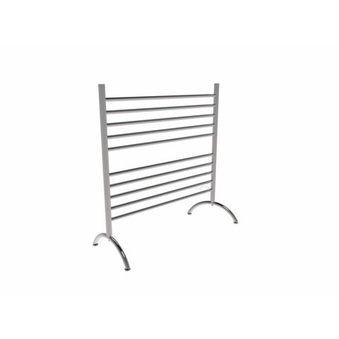 Amba SAFSP-33 Free Standing Plug-In Towel Warmer, Polished Stainless Steel - AGM Home Store LLC