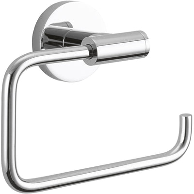 DWBA Brass Small Towel Ring Holder / Towel Hanger. Polished Chrome - AGM Home Store LLC