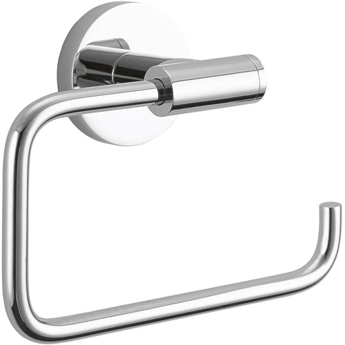 Towel Ring Holder DWBA Brass Small / Towel Hanger. Polished Chrome - AGM Home Store LLC