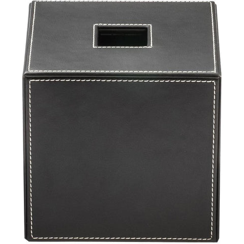 DWBA Artificial Leather Cosmetic Storage Makeup and Jewelry Organizer Beauty Box - AGM Home Store LLC