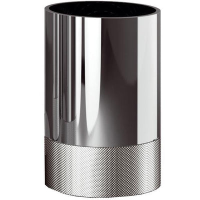 DWBA Round Bathroom Toothbrush Holder Standing Toothpaste Tumbler, Brass - AGM Home Store LLC