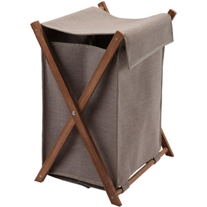 Dali Square Foldable Hamper Laundry Organizer Basket With Carry Handles - AGM Home Store LLC