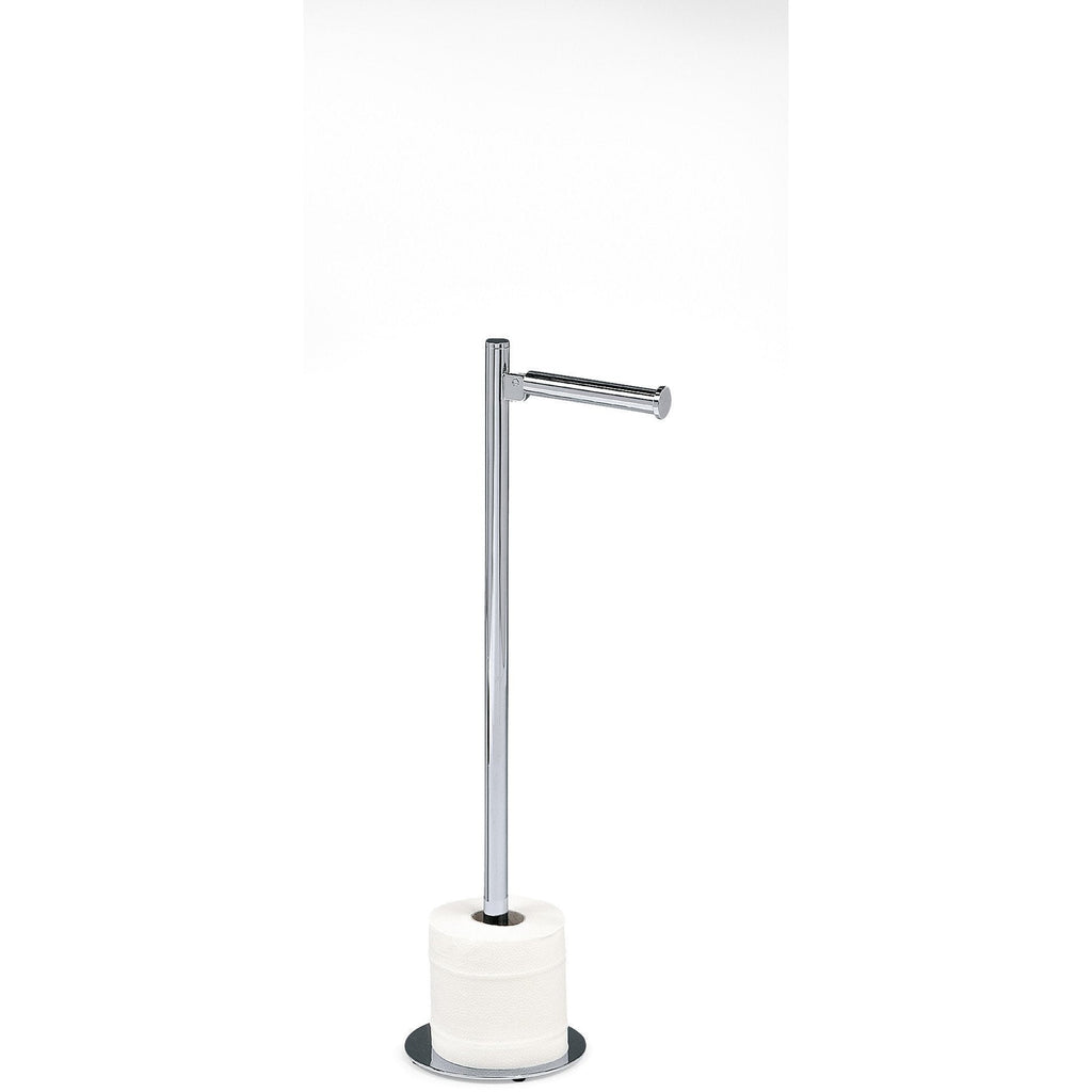 Free standing toilet paper holder with storage - Free Standing Toilet Paper Holder With Storage 21