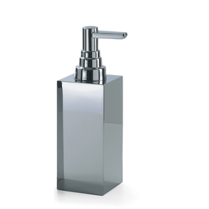 DWBA Brass Table Pump Soap Lotion Dispenser 200 ml / 7 oz for Kitchen/ Bathroom - AGM Home Store LLC