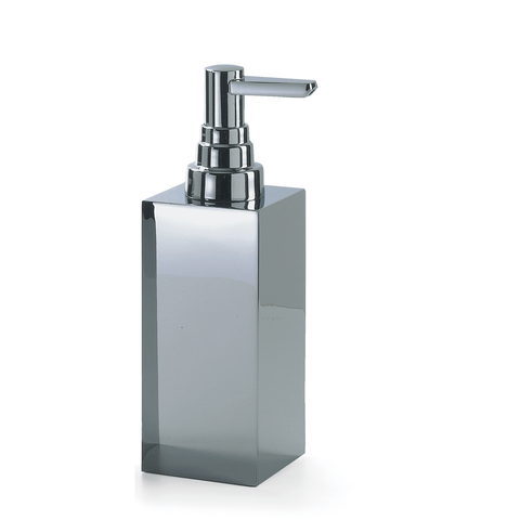 DW 360 Brass Table Pump Soap Lotion Dispenser 7 oz for Kitchen/ Bathroom - Chrome - AGM Home Store LLC
