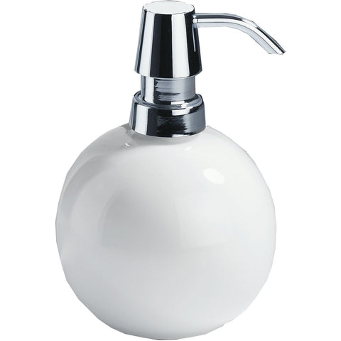DWBA Soap Lotion Dispenser Pump for Kitchen/ Bathroom Countertops. Porcelain - AGM Home Store LLC