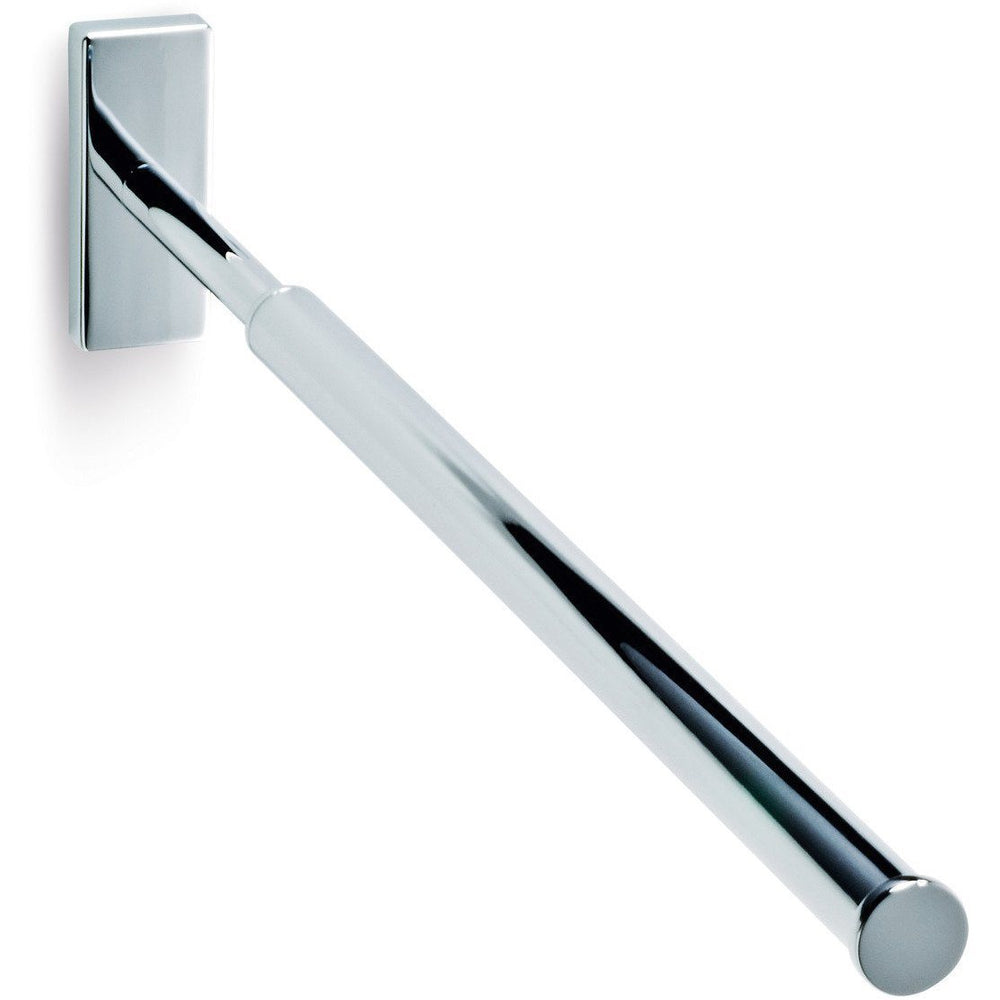 DWBA Brass Towel Bar/Rail Holder W/ Extendable arms 13-21-inches. Chrome - AGM Home Store LLC