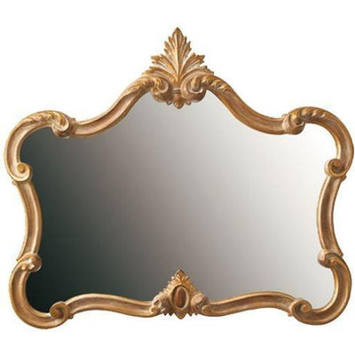 GM Luxury Giotto Decorative Wall Art Mirror for Elegant Design 27.2x31.5 - AGM Home Store LLC