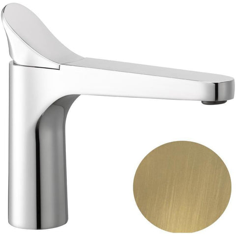 Beck Single Lever Handle Bathroom Lavatory Basin Faucet With Pop-up Drain - AGM Home Store LLC