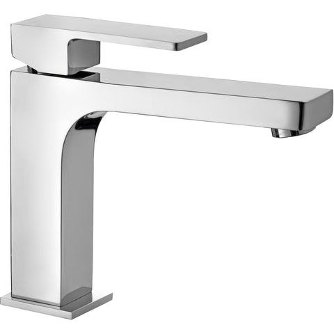 Unoh Single Lever Handle Bathroom Lavatory Basin Faucet With Pop-up Drain - AGM Home Store LLC