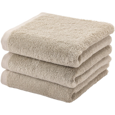 Egyptian Cotton Towels London 600 gsm Luxurious Machine Washable - AGM Home Store LLC
