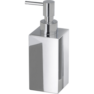 LB Brass Free Standing Bath or Kitchen Pump Liquid Soap Lotion Dispenser - AGM Home Store LLC