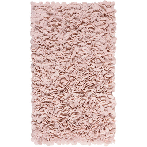 Sepp 2000 gsm Luxurious Decorative Machine Washable Bath Mat, Cotton Polyester - AGM Home Store LLC