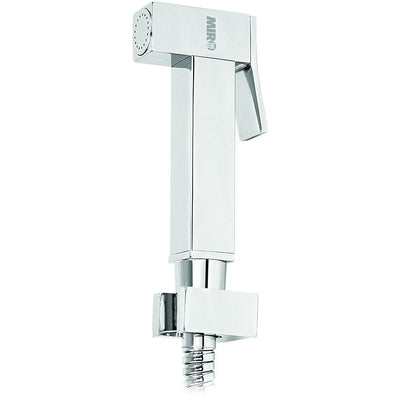 ME Handheld Toilet Bath Brass Bidet Diaper Shower Spray Sprayer Faucet Chrome - AGM Home Store LLC