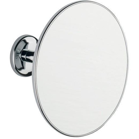 BA Wall Mounted Adjustable Round 2X Cosmetic Makeup Magnifying Mirror - Brass - AGM Home Store LLC