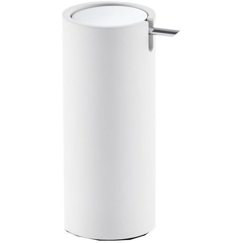 STONE WSP / SSP Liquid Soap Dispenser for Kitchen Bathroom Stone White Lotion Dispenser - Solid Surface - AGM Home Store LLC
